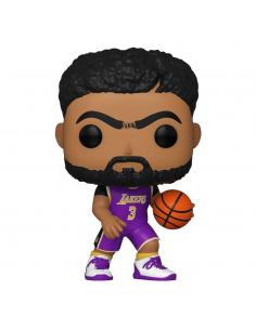 NBA Legends POP! Sports Vinyl Figura Lakers - Anthony Davis (Purple Jersey) 9 cm - Imagen 1