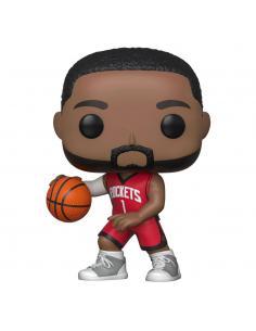 NBA Houston Rockets POP! Basketball Vinyl Figura John Wall (Red Jersey) 9 cm - Imagen 1