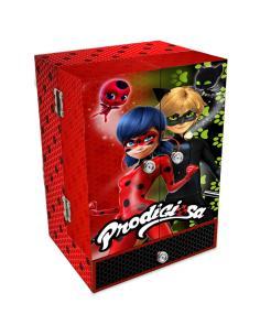 Joyero musical Prodigiosa Ladybug armario - Imagen 1