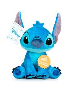 Peluche Stitch Disney soft sonido 20cm - Imagen 1