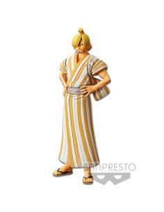 One Piece Estatua PVC DXF Grandline Men Sanji (Wano Kuni) 17 cm - Imagen 1
