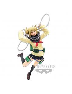 My Hero Academia Estatua PVC Banpresto Chronicle Figure Academy Himiko Toga 18 cm - Imagen 1