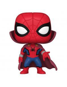 Marvel What If...? POP! TV Vinyl Figura Zombie Hunter Spidey 9 cm - Imagen 1