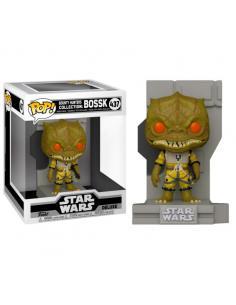 Figura POP Star Wars Bounty Hunter Bossk Exclusive - Imagen 1