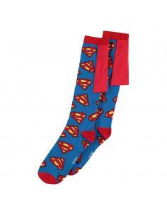 DC Comics Calcetines talla Superman Logos 39-42 - Imagen 1