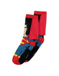 DC Comics Calcetines Superman 39-42 - Imagen 1