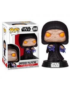 Figura POP Star Wars Emperor Palpatine - Imagen 1