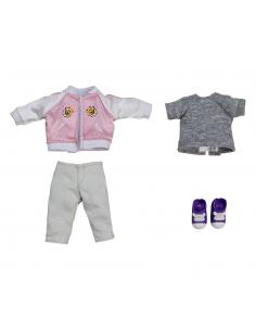 Original Character Accesorios para las Figuras Nendoroid Doll Outfit Set Souvenir Jacket - Pink - Imagen 1