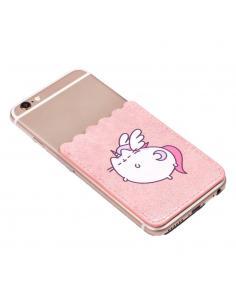 Pusheen Bolsillo para teléfono Unicornio - Imagen 1
