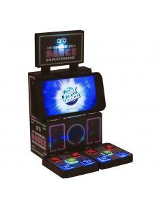 ORB Retro Finger Dance Mini Consola de Juego Mini Arcade - Imagen 1