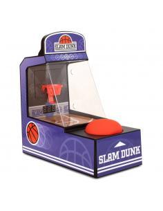 ORB Retro Basket Ball Mini Consola de Juego Mini Arcade - Imagen 1