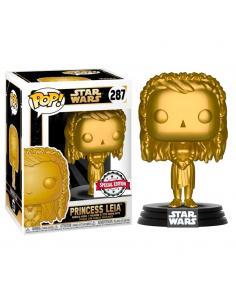 Figura POP Star Wars Princess Leia Exclusive - Imagen 1