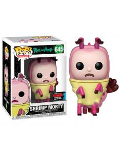 Figura POP Rick and Morty Shrimp Morty Exclusive - Imagen 1