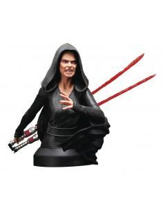 Star Wars Episode IX Busto 1/6 Dark Rey NYCC 2021 15 cm - Imagen 1