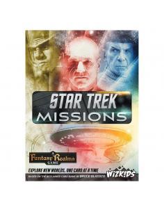 Star Trek: Missions - A Fantasy Realms Game Juego de Cartas *Edición Inglés* - Imagen 1