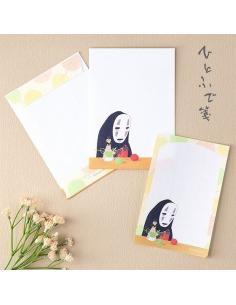 El viaje de Chihiro Set para escribir cartas No-Face - Imagen 1