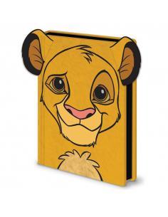 Cuaderno A5 premium Simba El Rey Leon Disney - Imagen 1