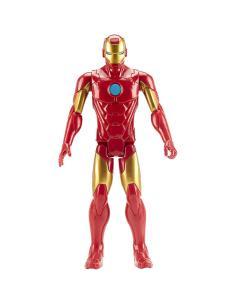 Figura Titan Iron Man Vengadores Avengers Marvel 30cm - Imagen 1
