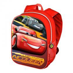 Mochila 3D Cars 3 Disney Race 32cm - Imagen 1