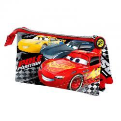 Portatodo Cars Disney triple - Imagen 1
