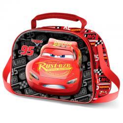 Bolsa portameriendas 3D McQueen Cars 3 Disney - Imagen 1