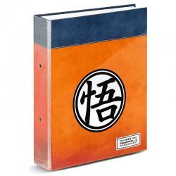 Carpeta A4 Dragon Ball Symbol anillas - Imagen 1