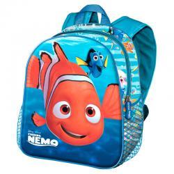 Mochila 3D Buscando a Nemo Disney 31cm - Imagen 1
