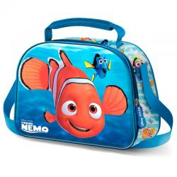 Bolsa portameriendas 3D Buscando a Nemo Disney - Imagen 1