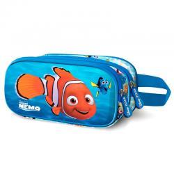 Portatodo 3D Buscando a Nemo Disney doble - Imagen 1