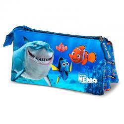 Portatodo Buscando a Nemo Disney triple - Imagen 1