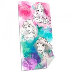 Toalla Princesas Disney algodon - Imagen 1