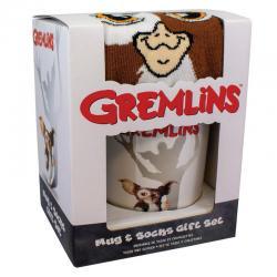 Taza desayuno + calcetines Gremlins - Imagen 1