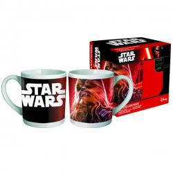 Taza Star Wars Chewbacca porcelana - Imagen 1