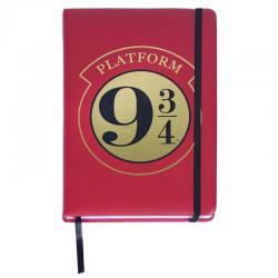 Cuaderno A5 premium Platform 9 3/4 Harry Potter - Imagen 1