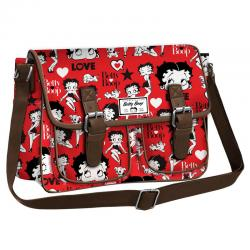 Bolso Satchel Betty Boop Rouge - Imagen 1
