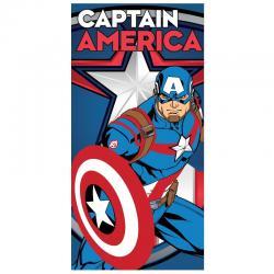 Toalla Capitan America Marvel microfibra - Imagen 1