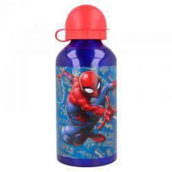 Cantimplora aluminio Graffiti Spiderman Marvel - Imagen 1