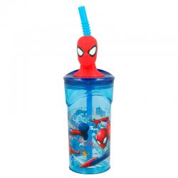 Vaso Graffiti Spiderman Marvel figura 3D - Imagen 1