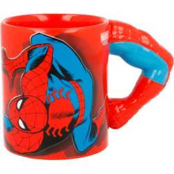 Taza 3D Brazo Spiderman Marvel - Imagen 1