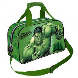 Bolsa deporte Hulk Marvel 38cm - Imagen 1
