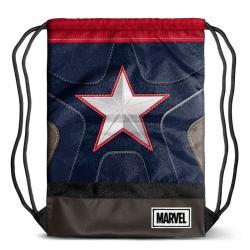 Saco Capitan America Marvel 48cm - Imagen 1