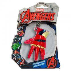 Llavero 3D Iron Man Marvel - Imagen 1