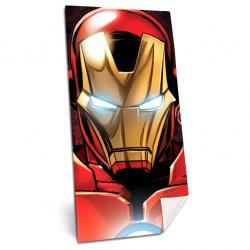 Toalla Iron Man Marvel algodon - Imagen 1
