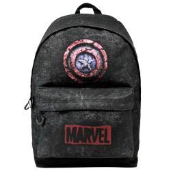 Mochila Capitan America Marvel adaptable 43cm - Imagen 1