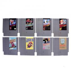 Posavasos cartuchos NES Nintendo - Imagen 1