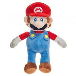 Peluche Mario Super Mario Bros soft 35cm - Imagen 1