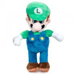 Peluche Luigi Super Mario Bros Nintendo soft 20cm - Imagen 1