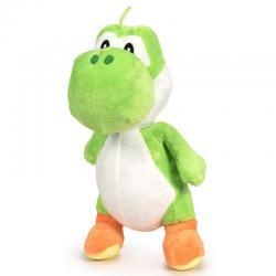 Peluche Yoshi Mario Bros soft 20cm - Imagen 1