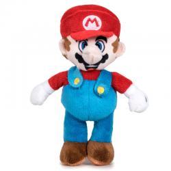 Peluche Mario Super Mario Bros Nintendo soft 20cm - Imagen 1