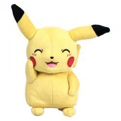 Peluche Pikachu Pokemon 17cm - Imagen 1